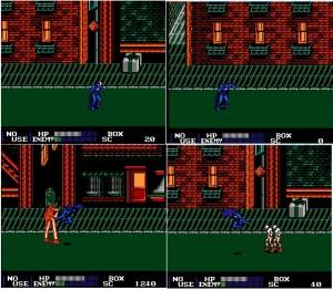 batman 8бит от Конами онлайн игра