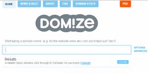 поиск доменных имен, быстро найти имя для сайта