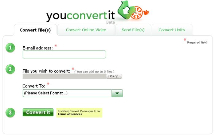 Конвертировать word в word 2007 онлайн