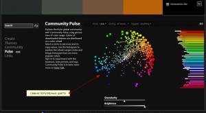 kuler pulse, трендовые оттенки цветов от коммьюнити