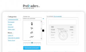 preloader images