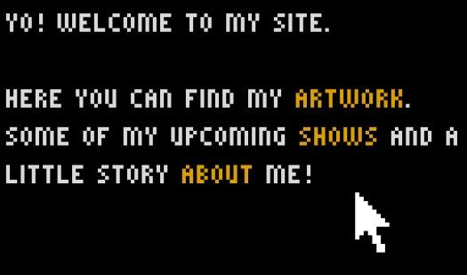teoskaffa pixel art site