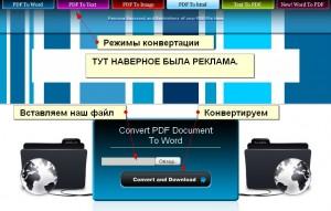 word to pdf pdf to word